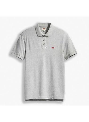 Levi's® Erkek Polo Tişört Housemark Good Polo 24574-0036 Gri